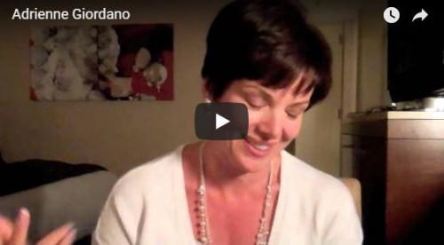 Adrienne Giordano Interview