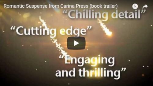 Romantic Suspense from Carina Press