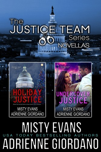 Justice Team Novella Box Set
