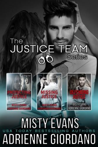Justice Team Box Set (Vol. 6-8)