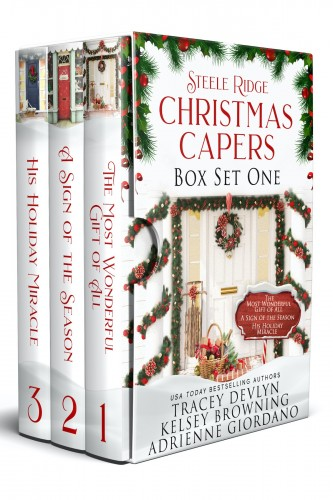 Steele Ridge Christmas Capers Box Set 1